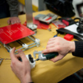 "Un anno di Officine Arduino | L'impresa ""mobile"" 