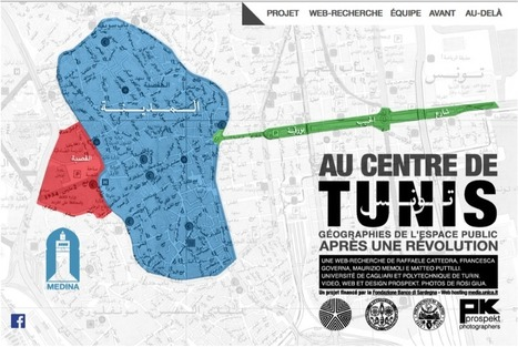 Reflections on Public Spaces in Revolutionary and Post-Revolutionary Tunis | Daraja.net | Scoop.it