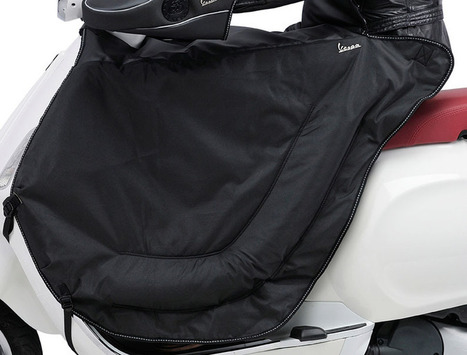 New Vespa Sprint Leg Cover | Motorcycle Industry News | Scoop.it