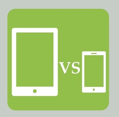Tablets Vs. Smartphones: Online Engagement Patterns Present Opportunities | Social Media e Innovación Tecnológica | Scoop.it