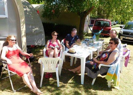 Le camping du Lac  «cocoone» ses clients | Camping en France et ailleurs | Scoop.it