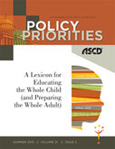 Policy Priorities:A Lexicon for Educating the Whole Child (and Preparing the Whole Adult):A Lexicon for Educating the Whole Child (and Preparing the Whole Adult) | Cool School Ideas | Scoop.it