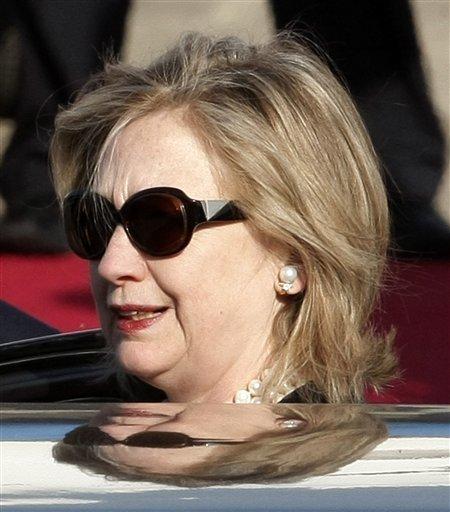 Hillary Clinton est arrivée au Japon | SF Gate | Japon : séisme, tsunami & conséquences | Scoop.it