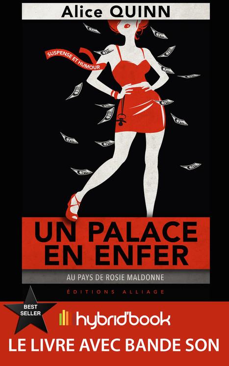Alice Quinn, auteure d'enfer ! Rosie, mieux qu'un Prozac ! | IDBOOX | Livre enrichi | Scoop.it