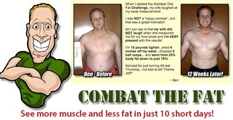 How True Is The Combat The Fat Jeff Anderson Claims? : A Must Read Combat the Fat Book Review | usersreview | Scoop.it