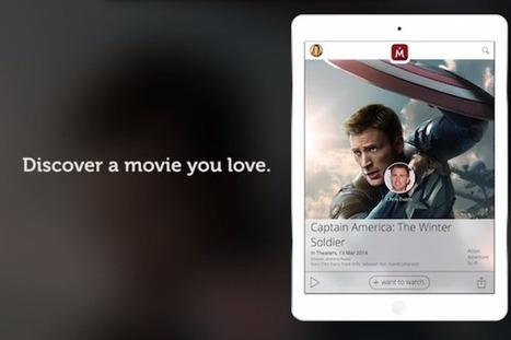 MovieLaLa Brings Hollywood Into the Age of the Social Network - TheWrap | social networks | Scoop.it