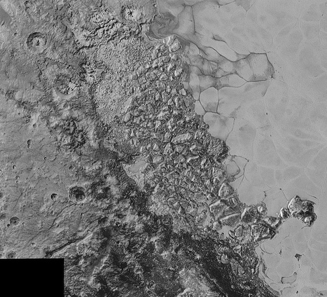 Latest New Horizons images of Pluto and Charon delight and amaze | Astronomy Now | Science, Space, and news from 'out there' | Scoop.it