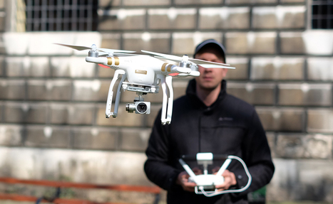 DJI's Phantom 3 brings 4K recording to its most popular Drone | Technology in Business Today | Scoop.it