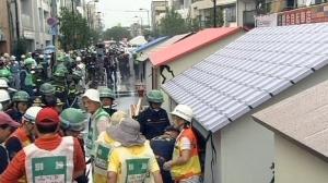 Exercice national géant au Japon pour faire face aux tremblements de terre | Japan Tsunami | Scoop.it