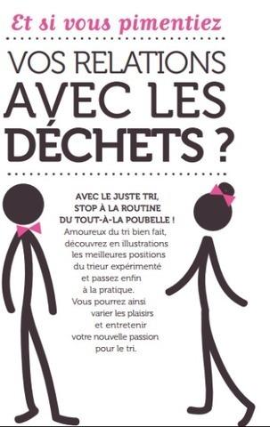 Le juste tri : campagne d'incitation à la collecte sélective & sous-entendus sexuels | TIC & Communication Territoriale | Scoop.it
