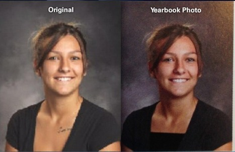 Utah School Photoshopped Girls' Yearbook Photos to Make them Look More Modest | xposing world of Photography & Design | Scoop.it