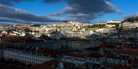 Lisbon, City of Light & Red Roofs | Travel 2 Lisbon | Scoop.it