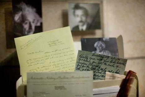 Einstein ya está en Internet | CienciadelaOEI | Scoop.it