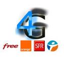 4G : plus d'un million et demi d'abonnés en France   4G et Réseaux Mobiles   Scoop.it