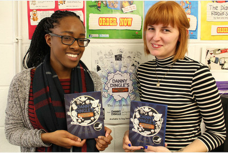 Schools urged to sign up for free books from local publisher - Leicester Mercury | 102nd Place | Scoop.it