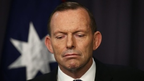 Tony Abbott's leadership faces new dangers as Fairfax-Ipsos poll predicts 36-seat Coalition wipeout | Politics, News, CAFF | Scoop.it