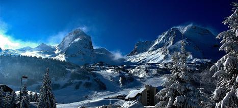 La gigantesca burbuja de la estación de esquí de Gourette | I Love Ski | ski | Scoop.it