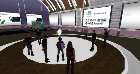 Calypso 3D - My avatar can | Logicamp.org | Scoop.it