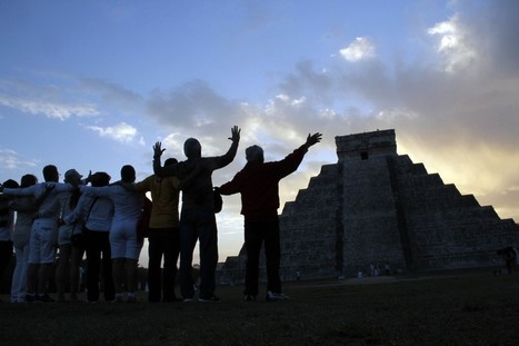 The ancient Maya meet the modern Internet | Ancient Origins of Science | Scoop.it