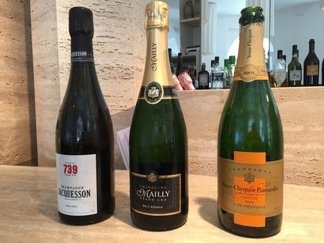 La réserve, cette spécificité qui va sauver les vendanges de Champagne. | Verres de Contact | Scoop.it