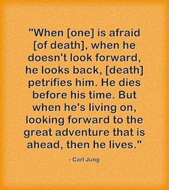 Carl Jung Depth Psychology: Carl Jung on Life After Death | things that go boom | Scoop.it