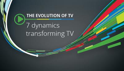 Les sept dynamiques qui bouleversent la TV | Big Media (En & Fr) | Scoop.it