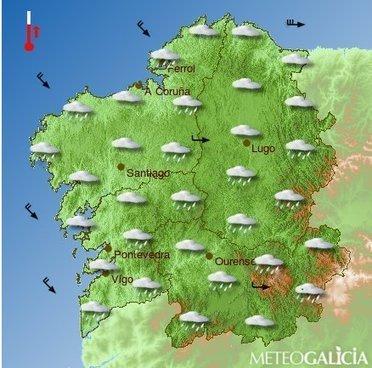 MeteoGalicia | Meteorologia | Scoop.it