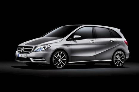 La Mercedes Classe B franchit le cap du million | actu-auto | Scoop.it