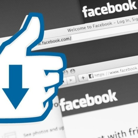 Teens grow tired of Facebook, survey finds | The Social Side of Media | Scoop.it