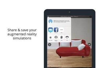 Augment, 3D Realidad Aumentada - Aplicaciones de Android en Google Play | Augmented Reality & VR Tools and News | Scoop.it