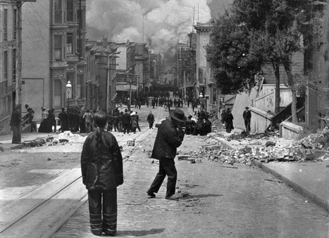 The Great San Francisco Earthquake: Photographs From 110 Years Ago | Fotografía  Historia  Archivo | Scoop.it