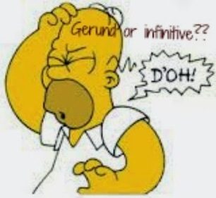 My English class: Gerund or infinitive? | Semipresencial NB 2 | Scoop.it