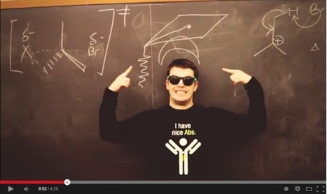 Group of Columbia Swimmers Produce Electronic Rap Video About Organic ... - SwimSwam | Chemistry | Scoop.it