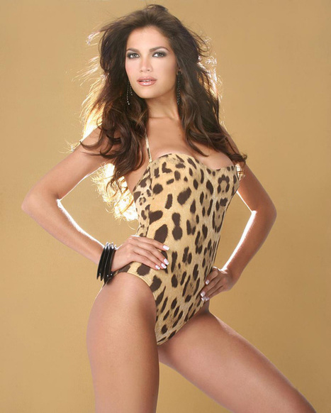 Ly Jonaitis, Venezuelan model and TV presenter | Fashion Spectrum | Scoop.it