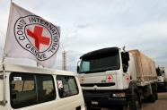Red Cross says attacked in Libya's Misrata, halts work | Saif al Islam | Scoop.it