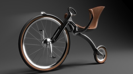 Oneybike | PETOVDESIGN - industrial and graphic design by Peter Varga | SPORT | SMART-CITY & UBERISATION ... | Scoop.it
