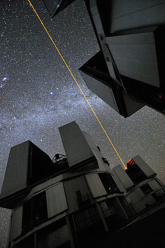 Looking for alien lasers, one photon at a time | Gavagai | Scoop.it