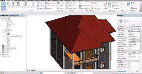 Some useful Revit Tips for importing Revit to AutoCAD | BIM Forum | Scoop.it