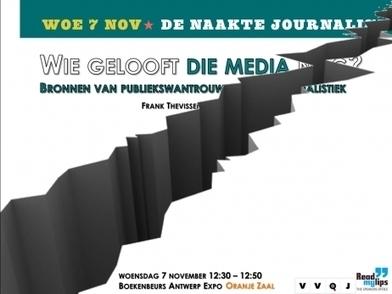 Wie gelooft die media nog? Bronnen van publiekswantrouwen in de journalistiek | Mediawijsheid in het VO | Scoop.it