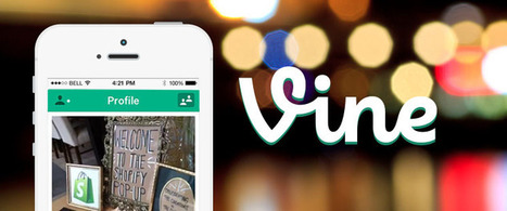 7 Creative Ways Businesses are Using Vine to Engage Customers – Shopify | Médias21+ | Scoop.it