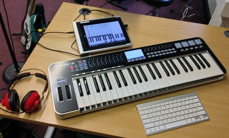Case Study: Mix Music Education - Sir William Romney's School | Better teaching, more learning | Scoop.it