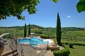 Tuscany Villas with private pools for 2 to 22 people | Tuscany Villa Rentals | Scoop.it