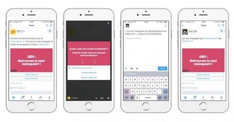 #BestofTweets : 10 exemples de créativité sur Twitter en décembre | Twitter Blogs | Veille Social Media Marketing | Scoop.it