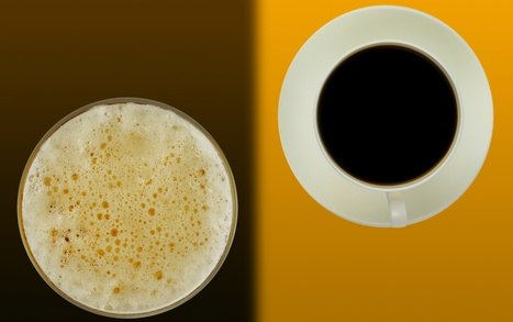 Coffee vs. beer: Which drink makes you more creative?   Art of Hosting   Scoop.it
