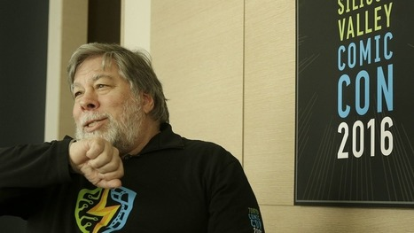 Steve Wozniak says today's Silicon Valley cares too much about money | Tammie Nemecek Favorites | Scoop.it