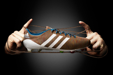 adidas Unveils the World's First Knitted Football Boot | Hypebeast | Sports News | Scoop.it