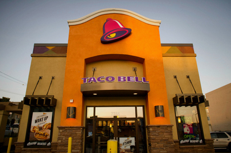 Why Taco Bell is turning its health menu into a muscle menu | Nutrition | Scoop.it