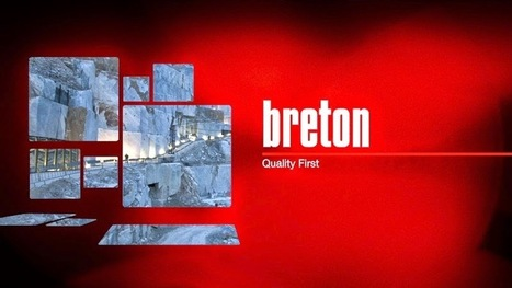 Carrara marble, Italian sculptors, Breton technology ~ Fabshop ...   Breton SHAPEMILL   Scoop.it
