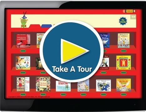 One More Story.com | An online library helping pre-readers and early readers learn to read. | Mrs. Chakalis Kindergarten | Scoop.it