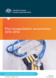 ATSB Report: Pilot incapacitation occurrences 2010–2014 | Creating designs 'fit' for people! | Scoop.it